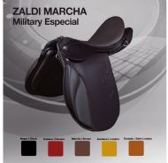 Zaldi Military-Especial saddle